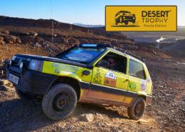 Desert Trophy Panda Editon 2017